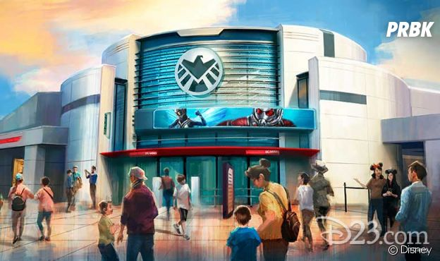 Disneyland Paris : adieu le Rock 'n' Roller Coaster avec Aerosmith qui va se transformer en attraction Marvel !