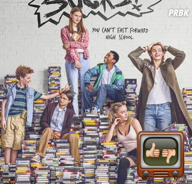 Everything Sucks : faut-il regarder la série de Netflix ?