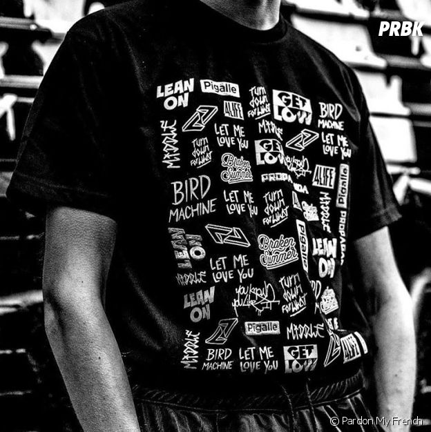 DJ Snake : sa marque Pardon My French va exceptionnellement ouvrir un pop-up store à Paris !
