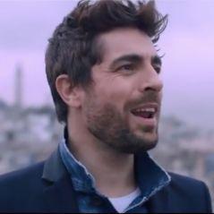 """Clip """"C'était hier"""" : Agustin Galiana amoureux et nostalgique dans Paris"""