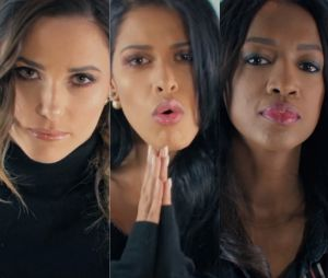 Capucine Anav, Ayem Nour, Hapsatou Sy... Une trentaine de personnalités a répondu présente pour l'association Unissons nos voix, avec un clip engagé contre les violences faites aux femmes.