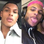 Marvin (Les Princes et les Princesses de l'amour) métamorphosé : il a maintenant les cheveux roses