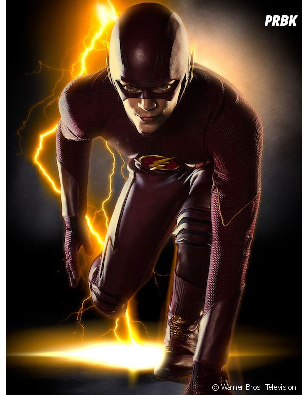 La série préférée d'Estelle Fitz ? The Flash !