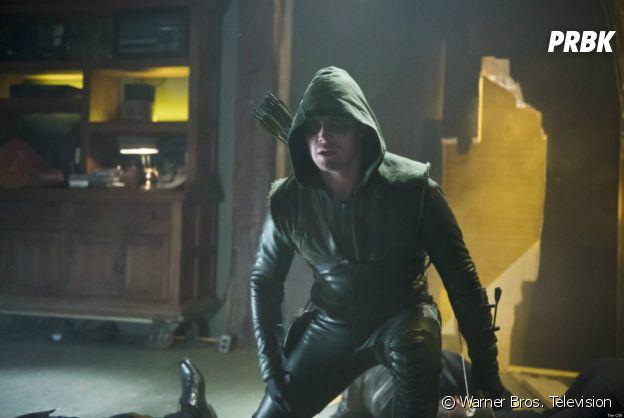 Estelle Fitz a eu un coup de coeur pour la série Arrow !