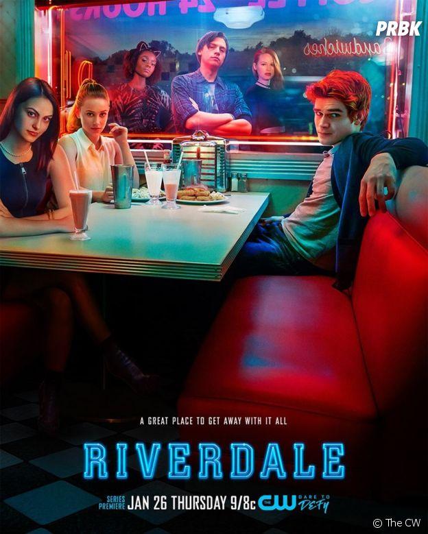 Estelle Fitz a eu un coup de coeur pour la série Riverdale !