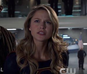 Supergirl saison 3 : Winn face à sa mère dans le trailer explosif
