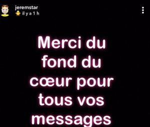 Jeremstar : après le JeremstarGate, il fait son retour sur Snapchat, Twitter et Instagram !