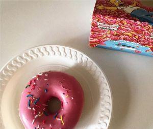 Les Simpson : le donut d'Homer enfin en vente !