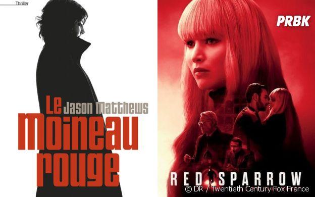 10 films inspirés de romans à découvrir en salles : Red Sparrow