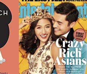 10 films inspirés de romans à découvrir en salles : Crazy Rich Asians