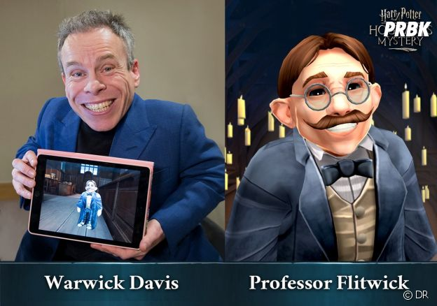 Hogwarts Mystery : Warwick Davis revient