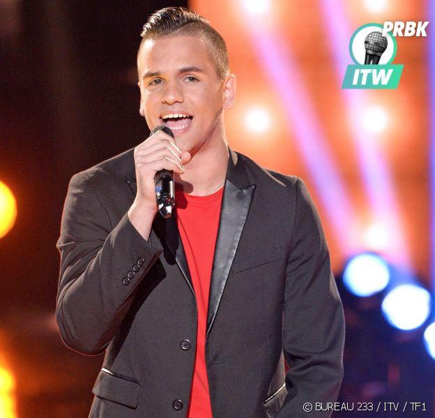 """Florent Marchand (The Voice 7) éliminé : """"Je verrais bien Hobbs en finale"""" (Interview)"""