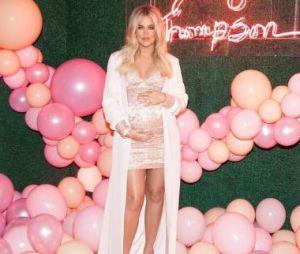 Khloe Kardashian maman : la star dévoile le prénom très original de sa fille !