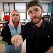 Cyprien Gaming de retour : Squeezie et Cyprien annoncent les nouveautés en vidéo !