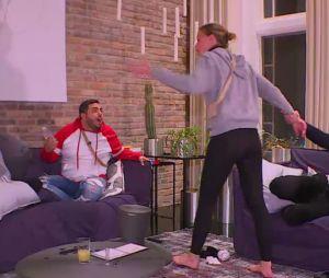 Barbara (Les Anges 10) VS Jaja : violent clash entre les deux candidats (EXCLU VIDEO)