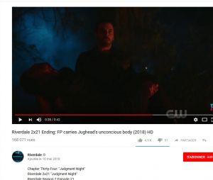Riverdale saison 2 : le titre d'une vidéo officielle en dit long
