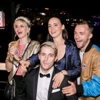 Cannes : Natoo et Squeezie rayonnent à la soirée Orange, The Blaze met le feu 🔥