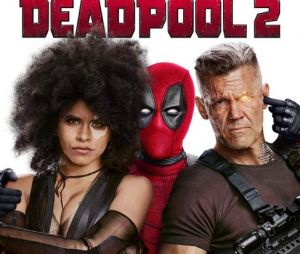 Images de Deadpool 2.