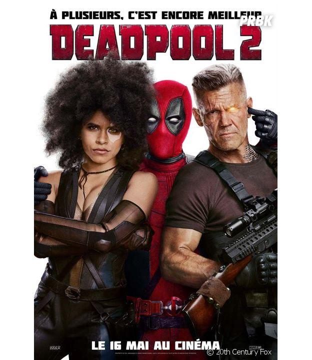 Images de Deadpool 2.