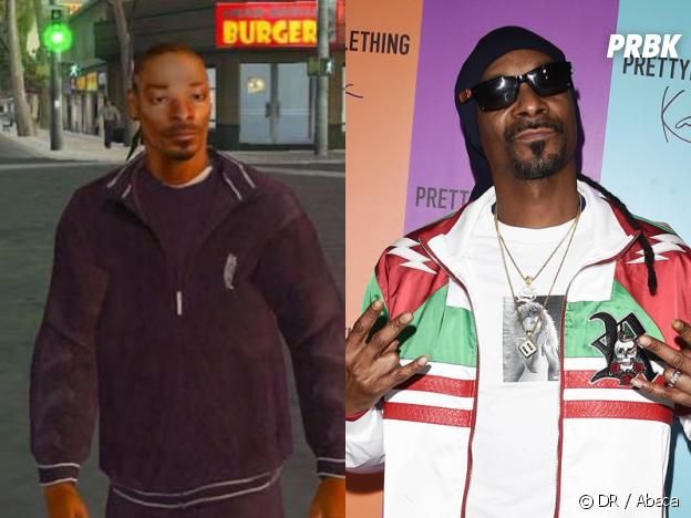 Snoop Dogg dans le jeu True Crime: Streets of LA