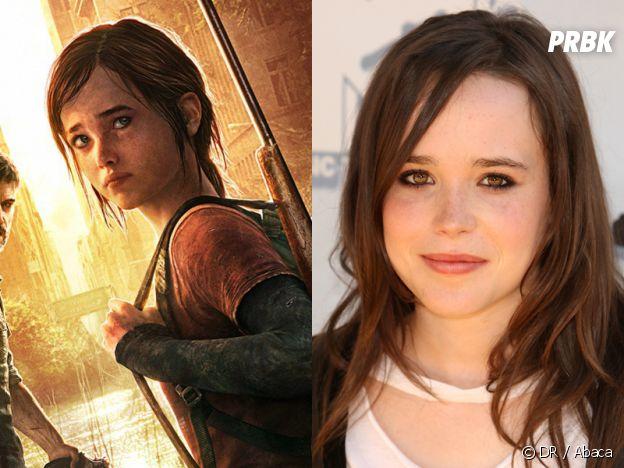 Ellen Page aurait servi d'inspiration pour The Last of Us