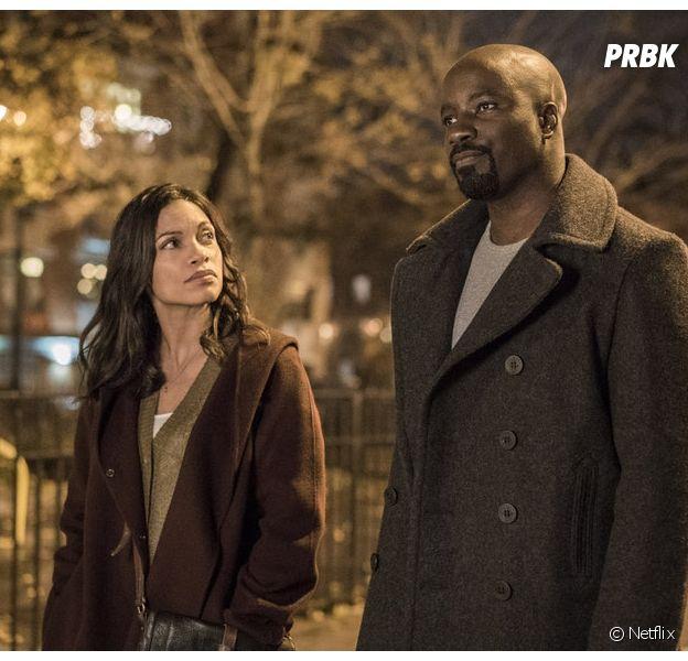 Luke Cage saison 2 : Rosario Dawson prête à quitter les séries Marvel de Netflix ?