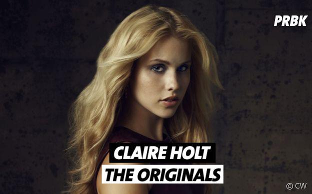 Claire Holt a quitté The Originals