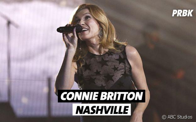 Connie Britton a quitté Nashville