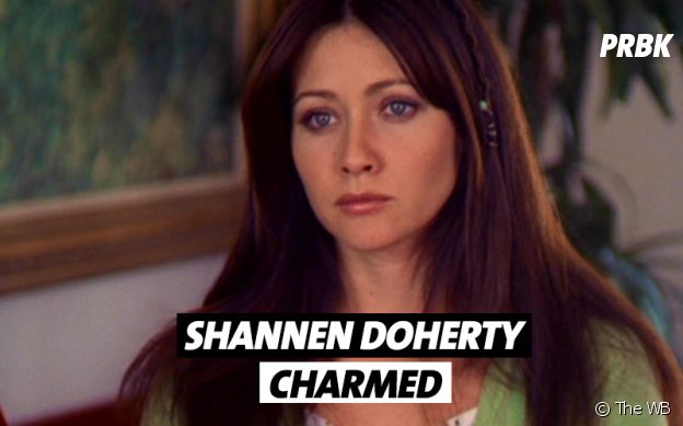 Shannen Doherty a quitté Charmed