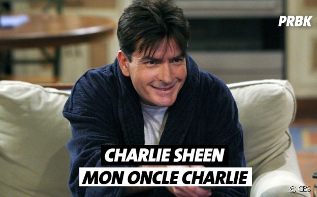 Charlie Sheen a quitté Mon Oncle Charlie