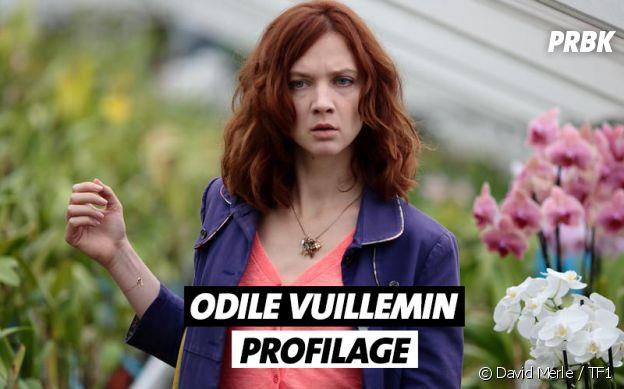 Odile Vuillemin a quitté Profilage