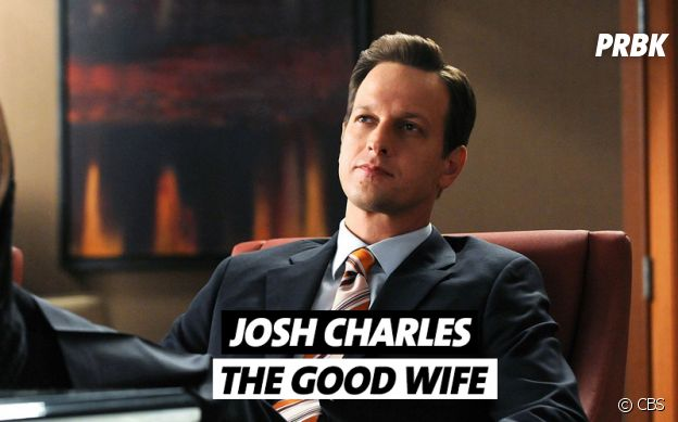 Josh Charles a quitté The Good Wife