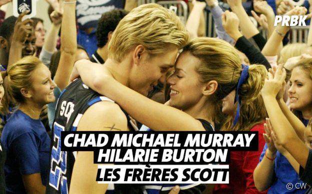 Chad Michael Murray et Hilarie Burton ont quitté Les Frères Scott