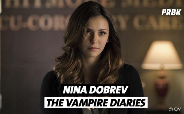 Nina Dobrev a quitté The Vampire Diaries