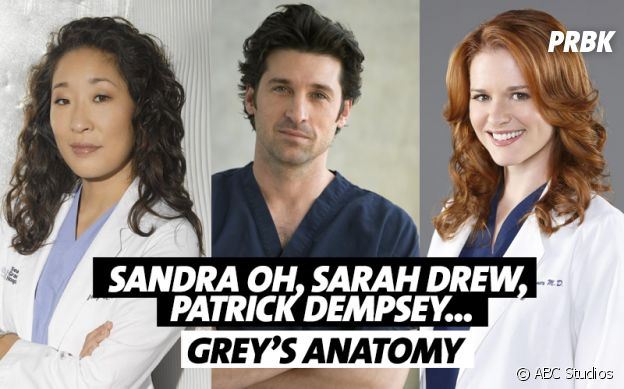 Les acteurs qui ont quitté Grey's Anatomy