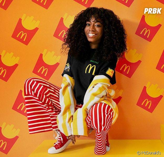 McDonald's lance une collection capsule avec le designer Joseph Robinson aka Joe Freshgoods et le rappeur Kyle Harvey aka Kyle !