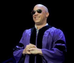 Vin Diesel diplômé 30 ans après avoir quitté la fac