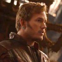 Avengers Infinity War : Star-Lord critiqué par les fans, Chris Pratt pas content