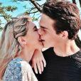 Julien Castaldi passe à l'étape supérieure avec sa petite amie Chiara