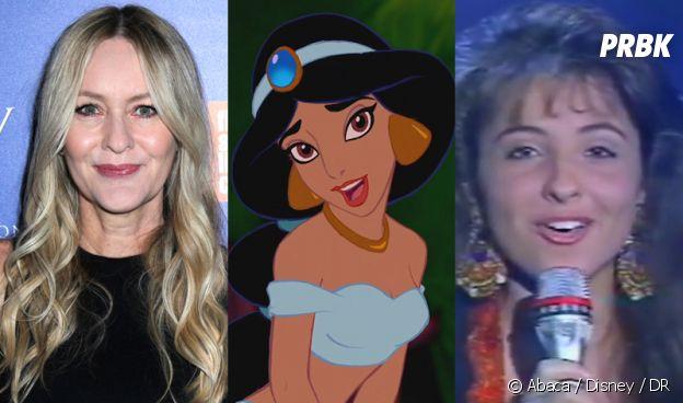 Les doubleuses de Jasmine dans Aladdin