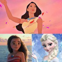 Pocahontas, Vaiana, Elsa... à quoi ressemblent les princesses Disney dans la vie ?