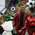 Robbie Williams : son doigt d'honneur lors de la cérémonie d'ouverture du Mondial 2018 expliqué