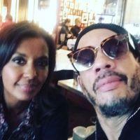 Karine Le Marchand trompée par Joey Starr et en pleine rupture ? Elle réagit sur Instagram