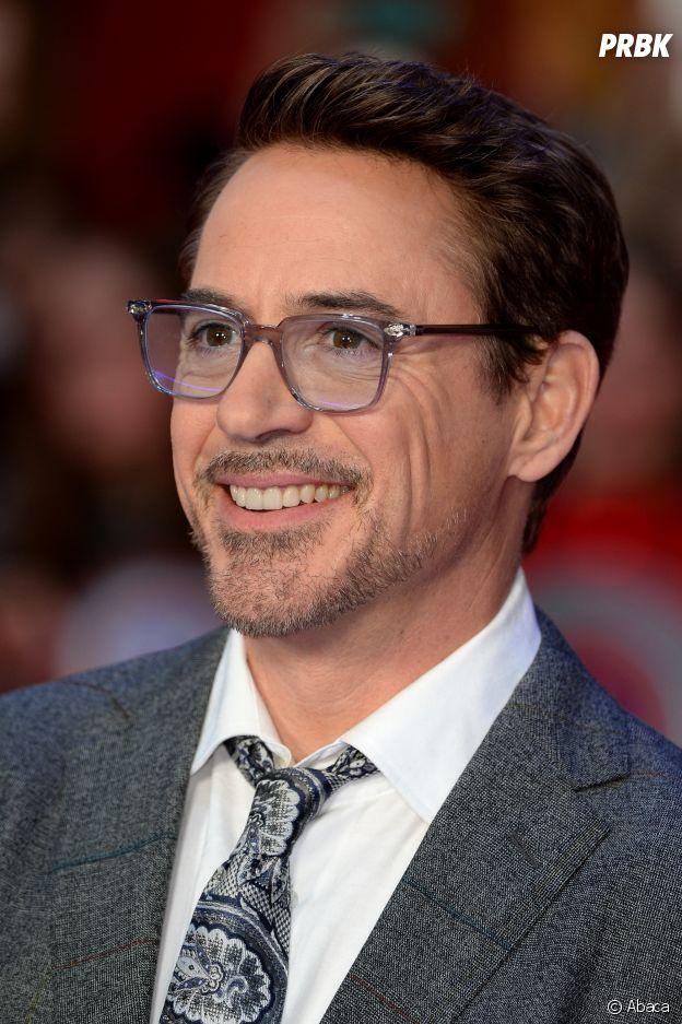 Robert Downey Jr n'a pas son Bac