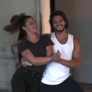 Tamara 2 : quand Denitsa Ikonomova coache Rayane Bensetti et Heloïse Martin en danse