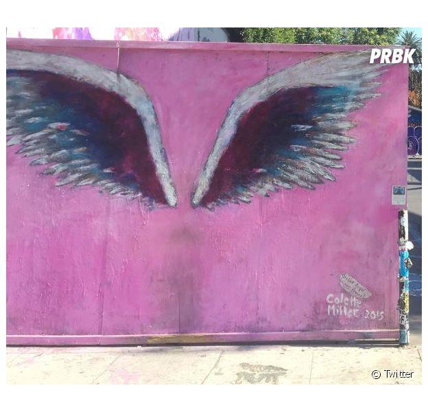 Un mur à Los Angeles est réservé aux influenceurs qui ont plus de 20.000 abonnés.