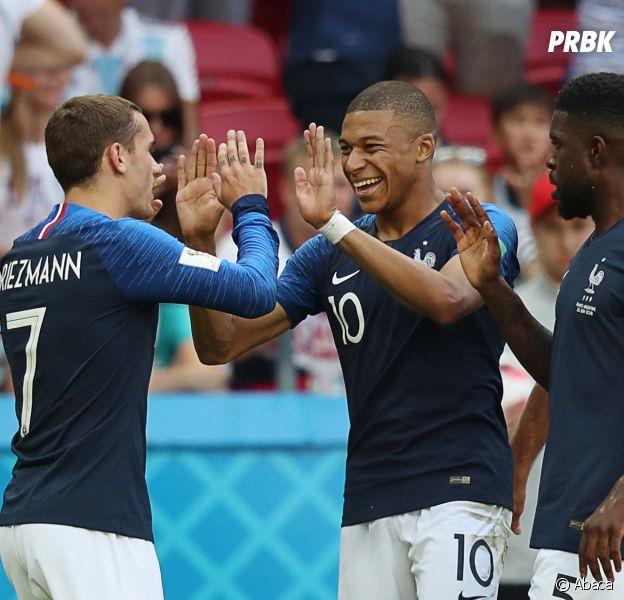 Coupe du monde 2018 : les Bleus qualifiés contre l'Argentine lors des huitièmes de finales le 30 juin 2018