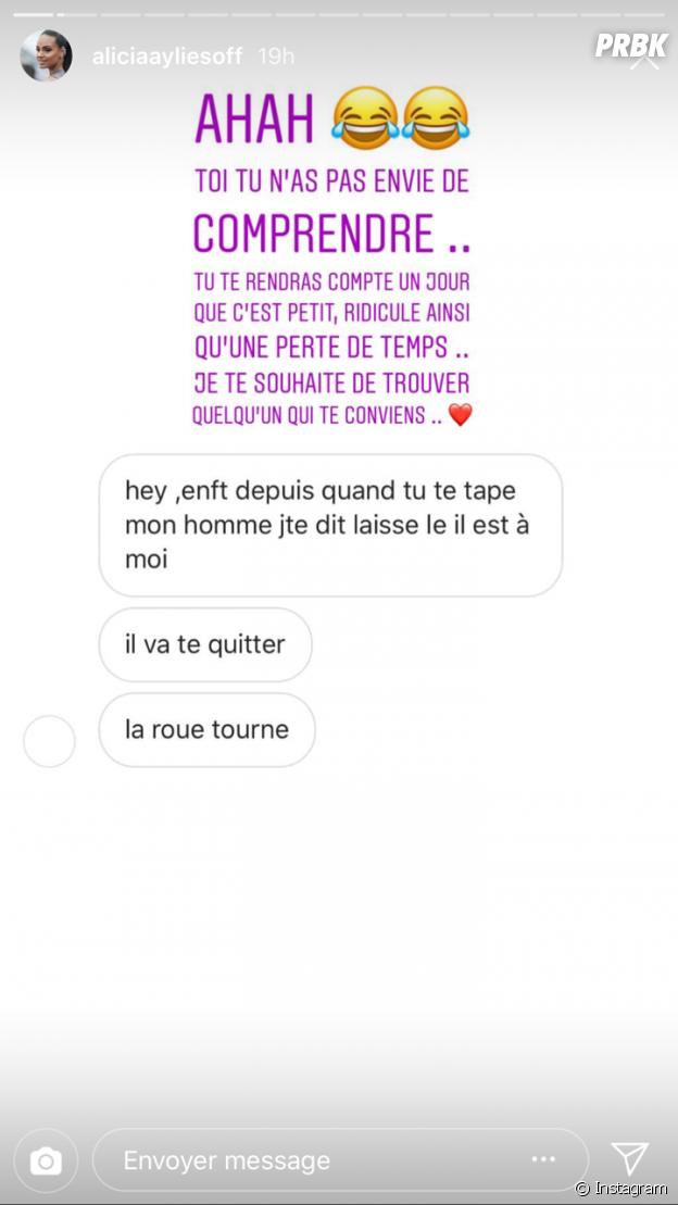 Kylian Mbappé en couple avec Alicia Aylies ? La Miss France 2017 réagit