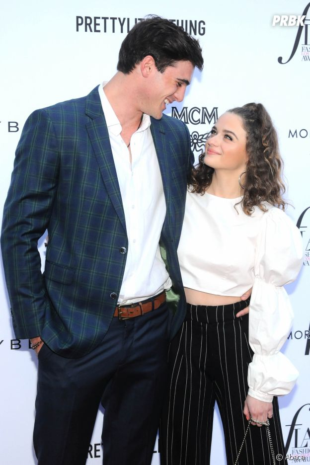 The Kissing Booth : Joey King et Jacob Elordi sont amoureux