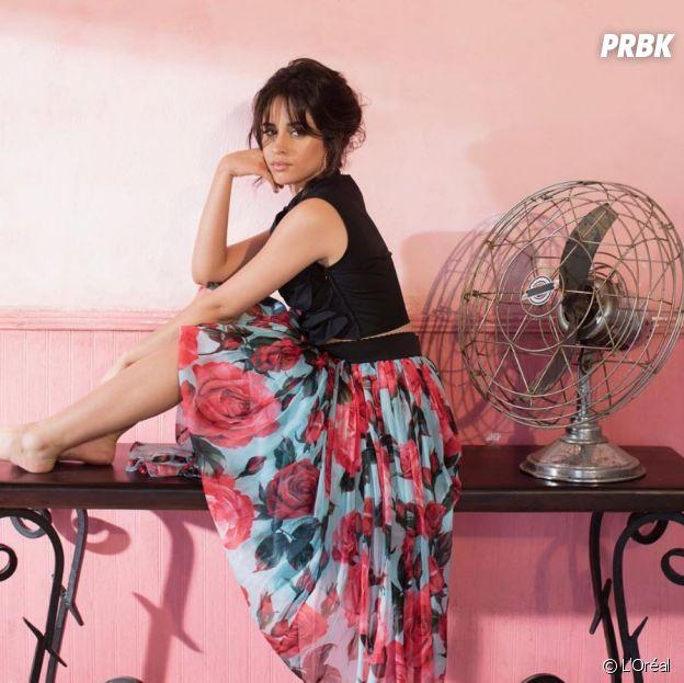 Camila Cabello et L'Oréal Paris sortent une ligne de maquillage glowy et naturelle pour cet été !